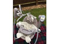 Gracco Electric Baby Swing
