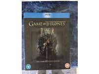 Game of thrones season 1 (Brand new) - Blu Ray dvd