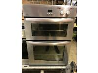 New World Built In Electric Double Oven