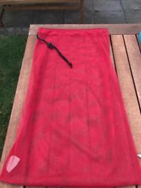 Swimming mesh bag