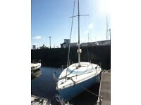 Sailing Boat 18ft Challenger Micro Plus