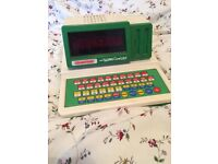 Retro Grandstand my first talking computer