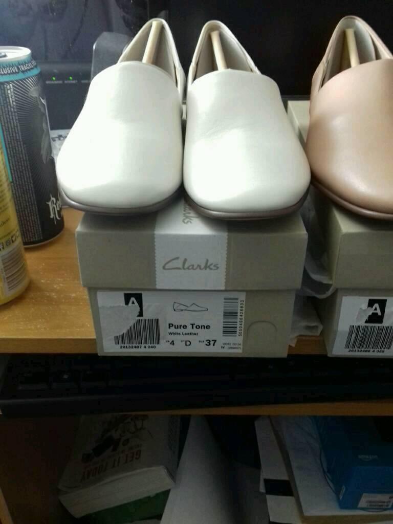 fdac5cb7c0b Clarks ladies shoes brand new
