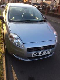 Fiat Grande Punto 1.3 Multijet, FSH & Very Low mileage