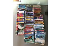 40 kiteworld + 36 Kitesurf magazines retro + 20 assorted