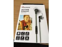Active Earbuds With Mic