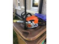 Stihl chainsaw perfect working order ready for work