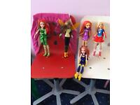 Dc super heroes girls