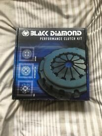 Black Diamond S3 stage 2 Kevlar clutch