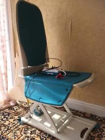 Electric bath seat