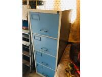 Vintage - Filing Cabinet (1980's)