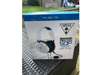 Turtle Beach Ear Force Recon 50P white/blue