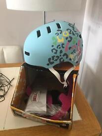Bell Paul frank bmx/skate/bicycle helmet