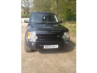 Land rover discovery 3 excellent condition