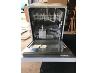 Integrated dishwasher (free delivery)