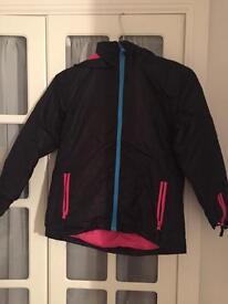 Girls Ski Jacket and Sallopettes age 9-10yrs