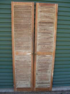 louvre doors  (timber) Tamborine Ipswich South Preview