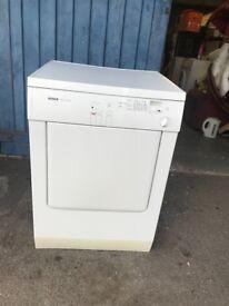 Bosch Tumble Dryer WTA3100 In White.