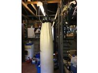 Boxing / Kickboxing Punch Bag and Gloves