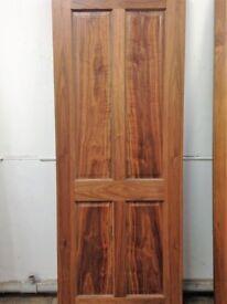 Internal veneer door