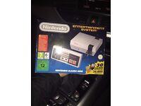 Brand New Boxed Nintendo Classic Mini: Nintendo Entertainment System (NES) Console