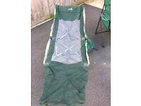 Khyam Folding Camping Bed