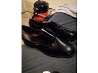 George Webb shoes uk 9