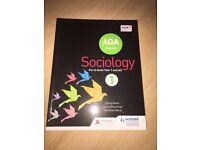 AQA Sociology AS Text Book