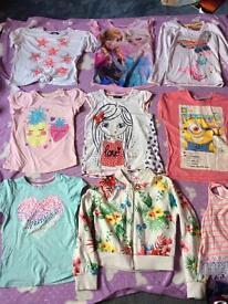 Variety 7-8 girls clothes bundle