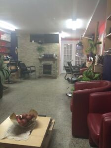 Chaise à louer dans un salon