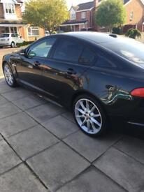 Jaguar XF 2012 model facelift 3.0 v6 diesel