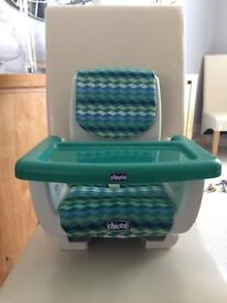 Chicco Mode travel booster high chair