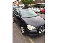 Volkswagen POLO 1.2 manual Patrol with History Services MOT 12 months