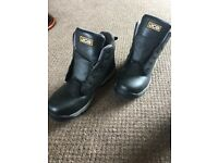 JCB Work Boots Steel Toe Capped