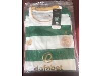 Kids 2017/18 Celtic strips