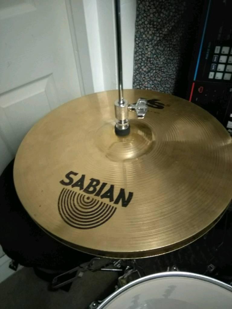 Sabian XS20 hi hats | in Southside, Glasgow | Gumtree