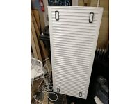 Central heating radiator - 1400 x 600 - double panel