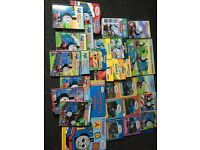 Thomas and friends book and dvd bundle