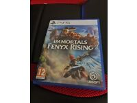 Immortals Fenyx Rising PS5 game. Brand new