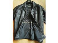 Gents Ben Sherman leather jacket