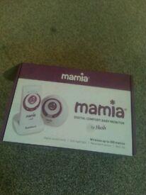 Mamia Digital comfort baby monitor