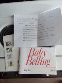 Baby belling table top cooker bedsit caravan