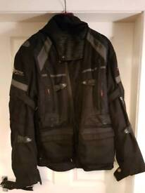 RST pro Motorcycle jacket - size large
