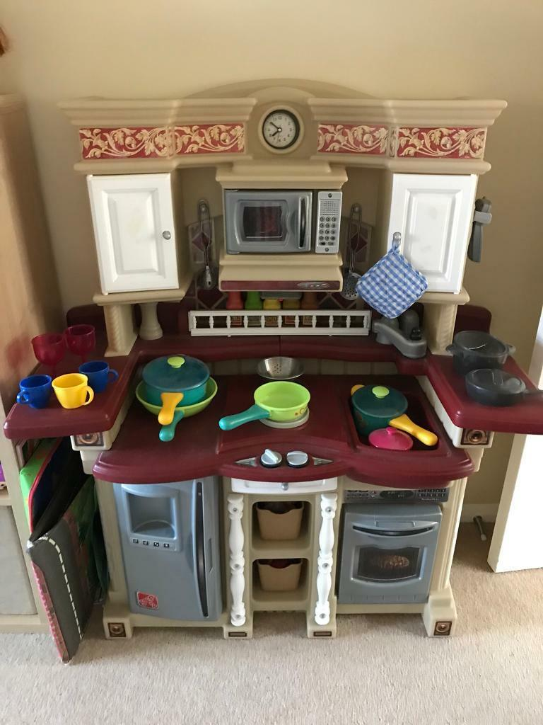 Little Tikes Step 2 Play Kitchen With Lots Of Accessories Ipswich In Ipswich Suffolk Gumtree