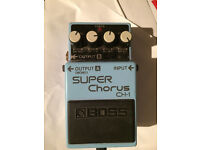 Boss CH-1 Chorus Pedal