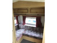 Touring Caravan 5 Birth Coachman Genius, 100% Damp Free, Pristine Condition Throughout Full Awning