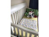 Bonavita Cot Bed - Excellent Condition