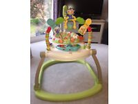 Fisher Price Space Saver Jumperoo excellent condition