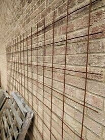 Free, one sheet of Reinforcing Mesh (3600mm x 2000mm) 200mm pitch, winner collects on site
