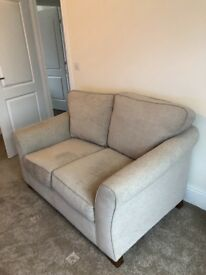 Marks and Spencer grey 2 seater sofa